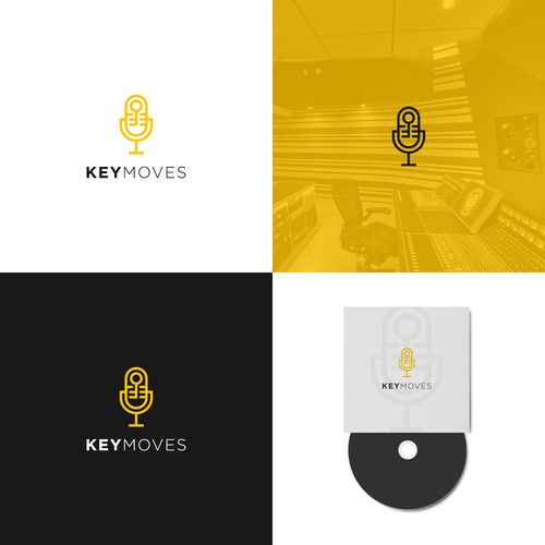 KEY MOVES LOGO