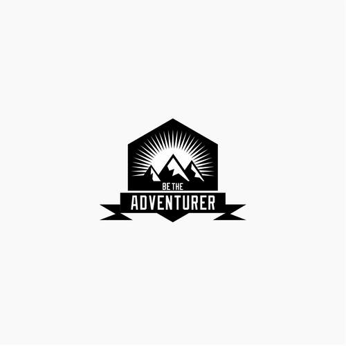 Vintage Logo for Adventurer
