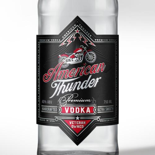 Premium American Vodka