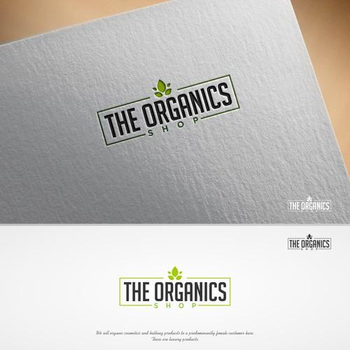 the organics shop
