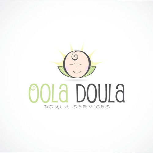 Logo for Doula Co.