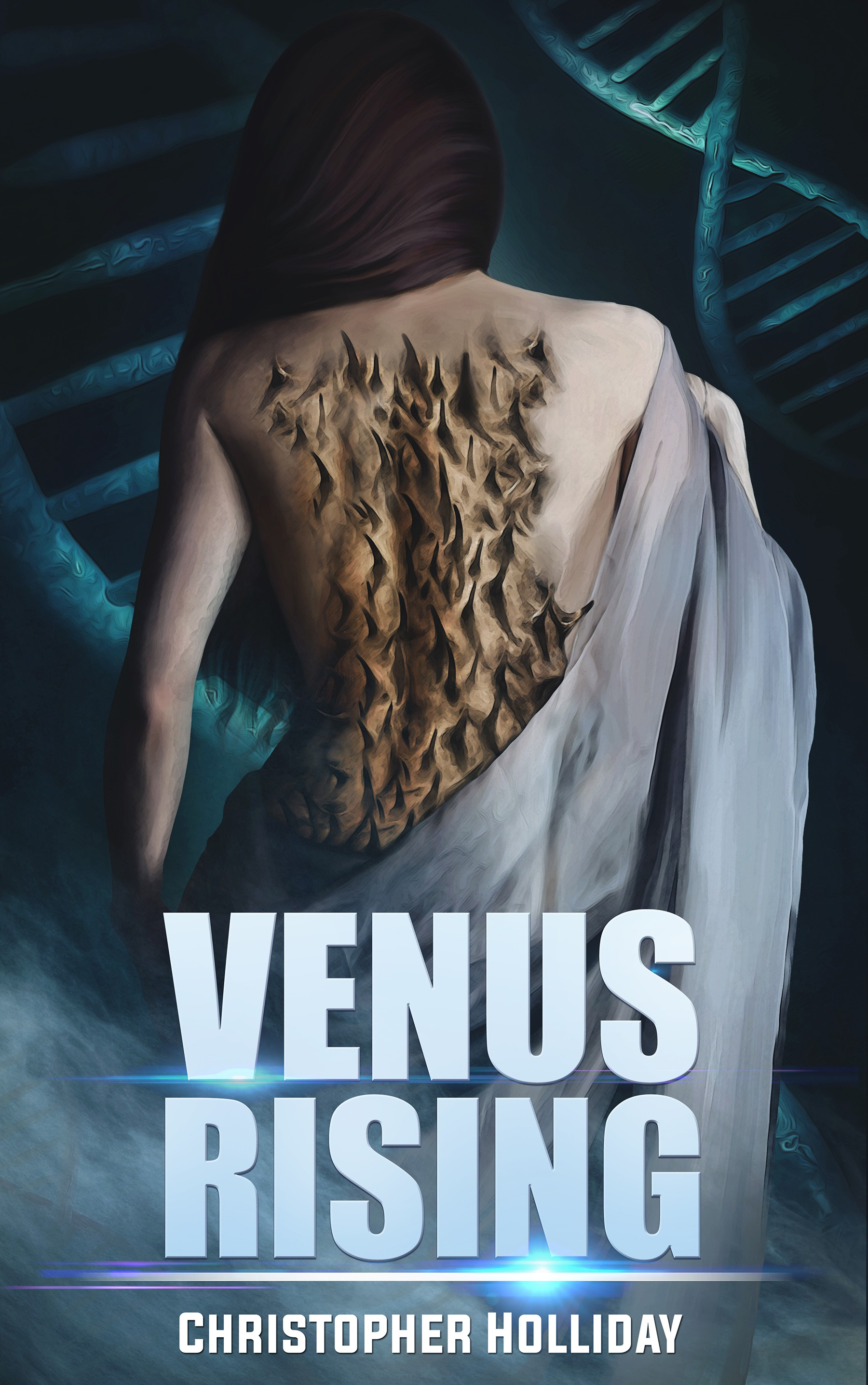 Venus Morphing Cover Art