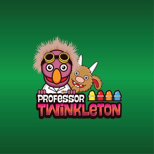 Professor Twinkleton logo
