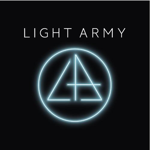 Electronic pop band logo
