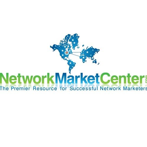 LOGO: NetworkMarketCenter.com Winner has potential to  design theNEXT 5 projects