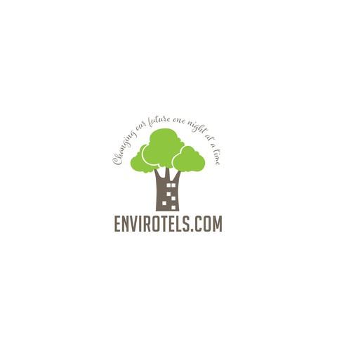 Logo Concept for Environmental Hotel