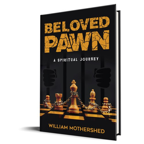 Book Cover (Beloved Pawn)