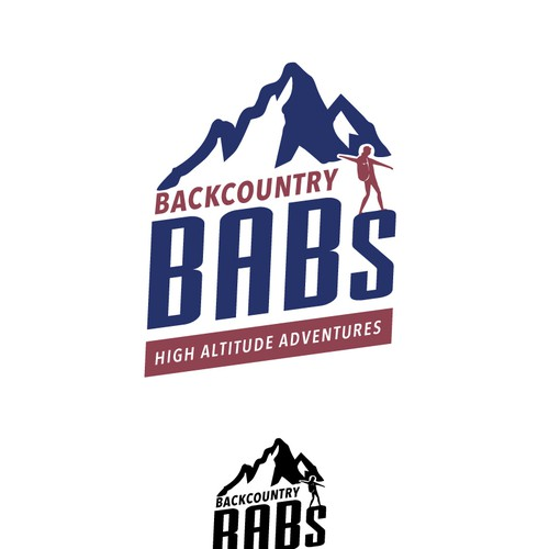 Sport and adventure logo concept