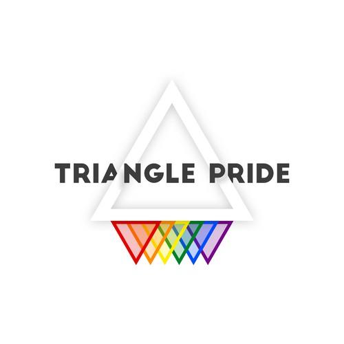 Logo concept for a pride event