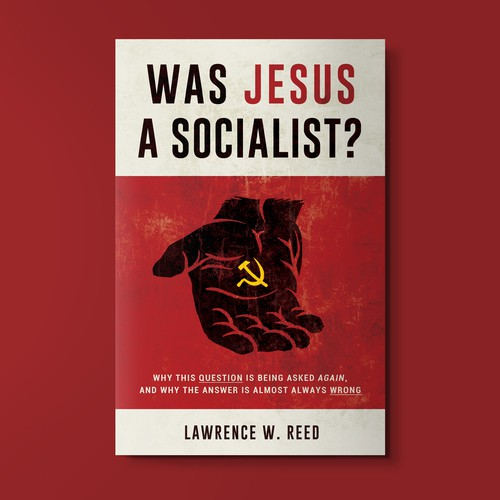 Book Cover for Was Jesus A Socialist