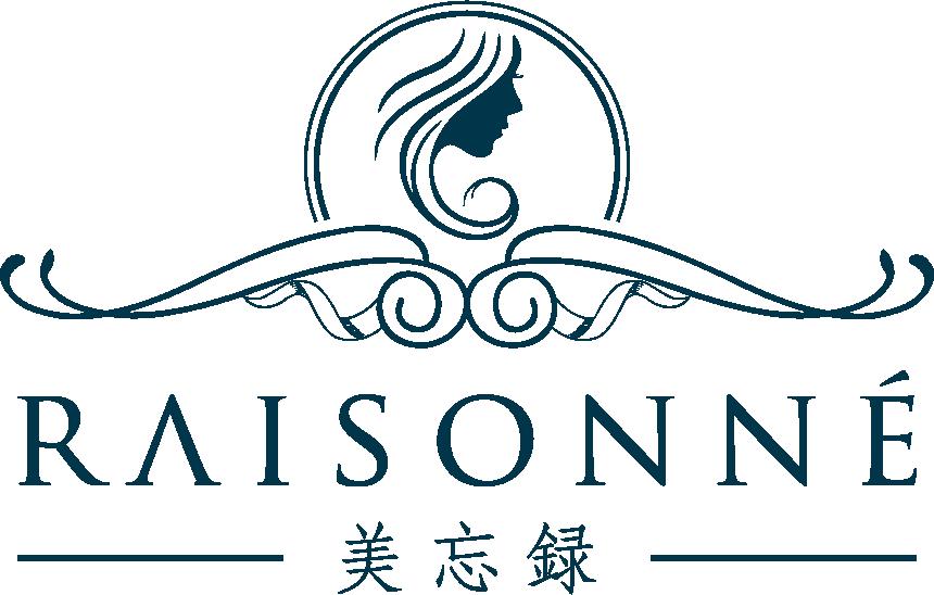 [raisonné 美忘録] 企業様が保有する美術品紹介WEBサイト用のロゴ