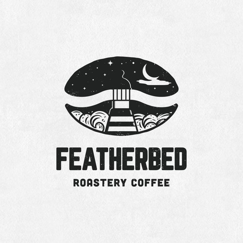 Logo For Roastery Coffee