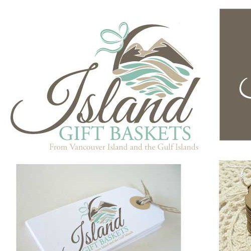 Create the next logo for Island Gift Baskets