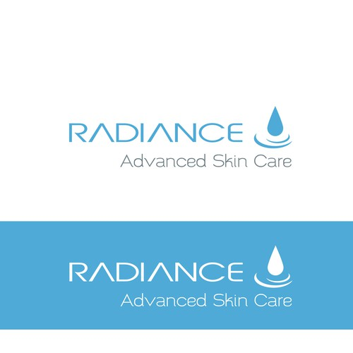 Skin Care Company Looking For a Professional & Clean Design Logo