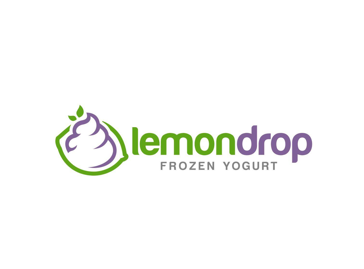 Logo for Lemon Drop Frozen Yogurt (No Additional Entries Needed)