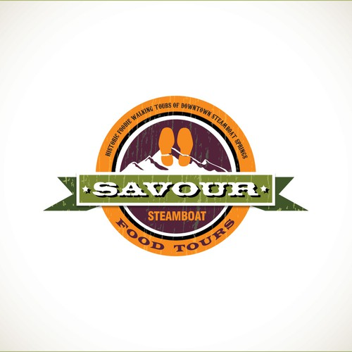 Savour Steamboat Food Tours needs a new logo