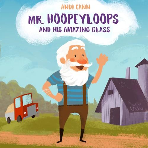Mr Hoopeyloops children's book