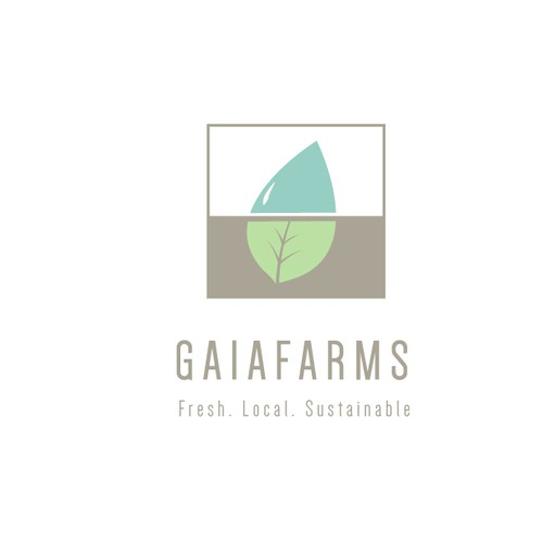 logo for farm products