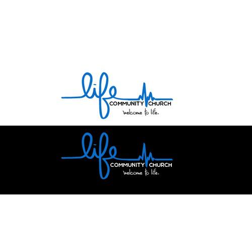 logo for Life Community Church