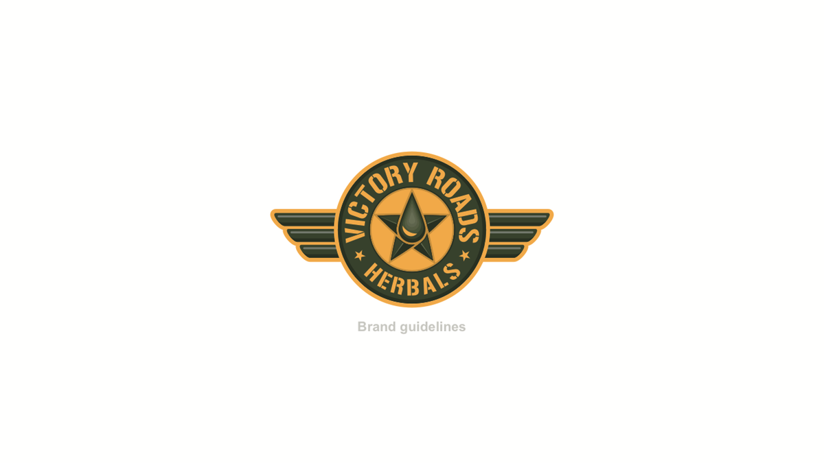 store logo, brand guide and facebook header