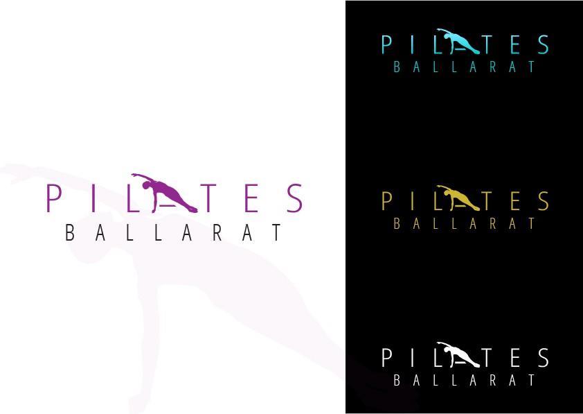 Pilates Ballarat needs a new logo