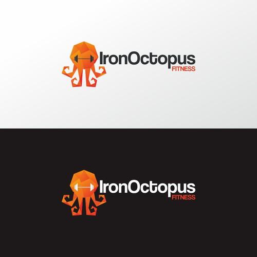 Iron Octopus Logo