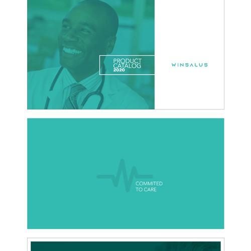 Catalog design for Winsalus