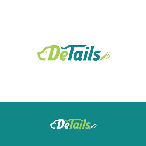 Online petshop logo