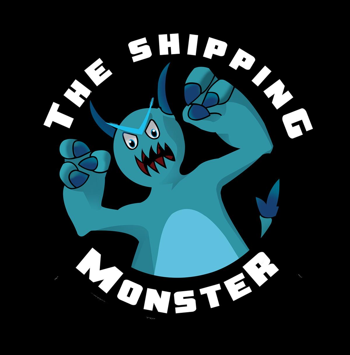 Shipping Monster Logo Tweak