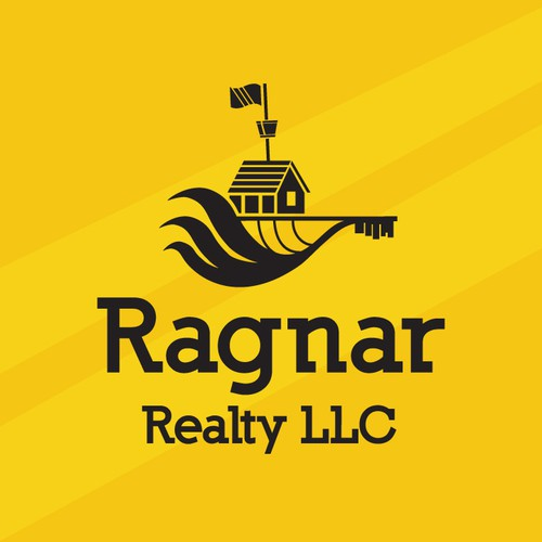 Pirate themed Real Estate Company! Need I say more?