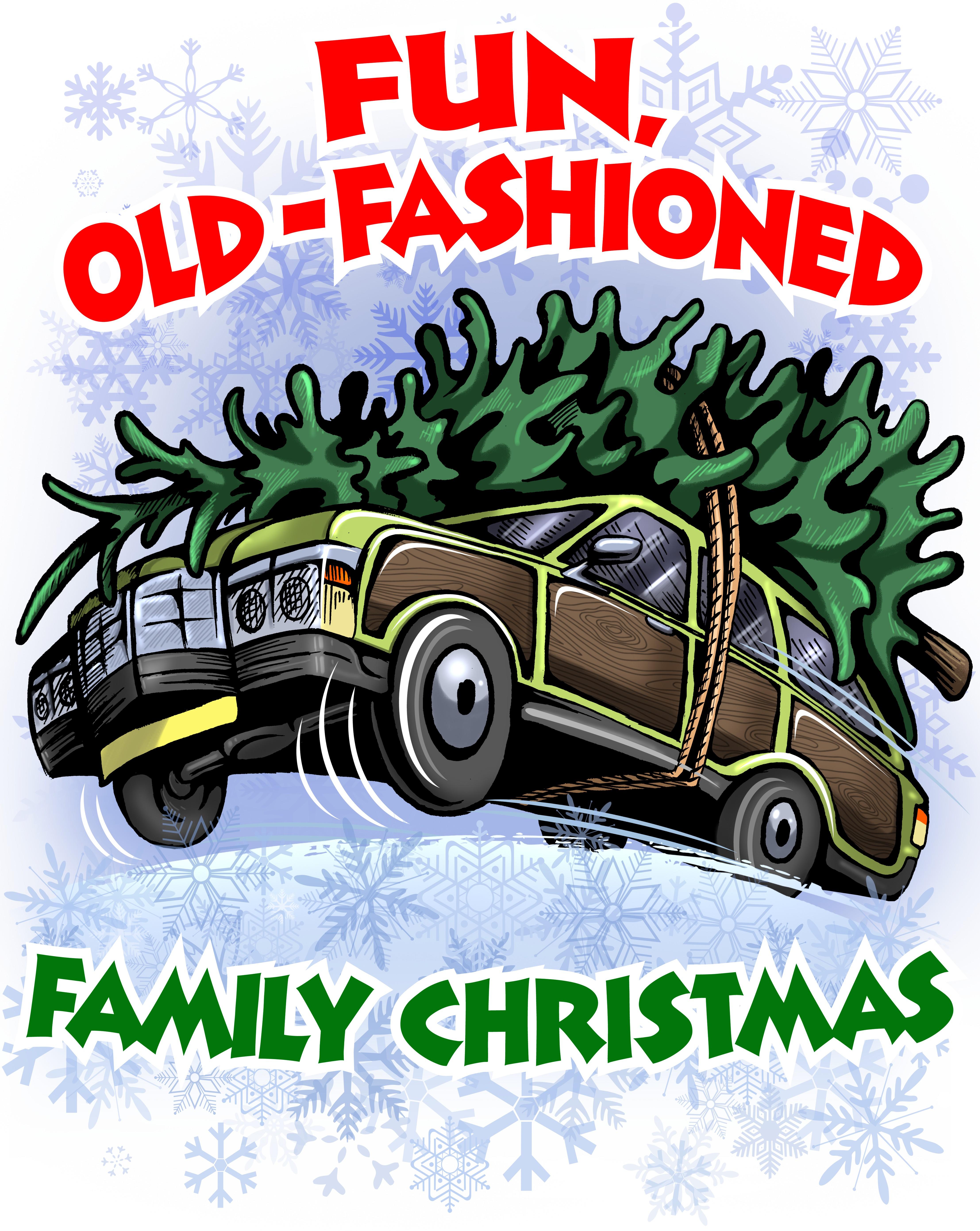 Fun Christmas Inspired Design