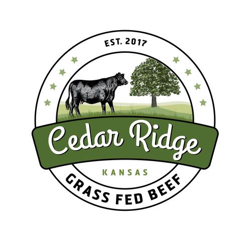 Beef company logo