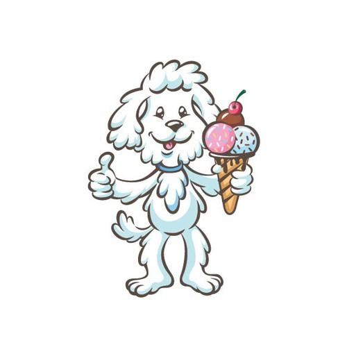 Mascot for an Ice Cream company