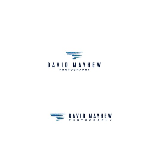 David Mayhew - Photographer's Logo