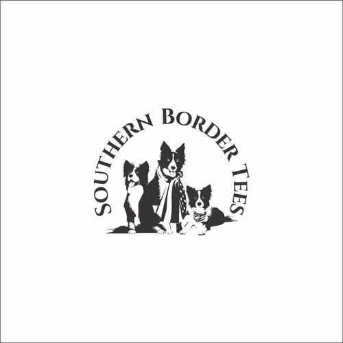 Logo for Southern Border (Tees)