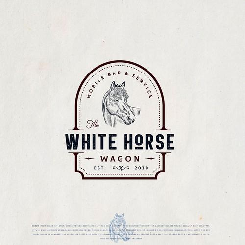 White Horse Wagon