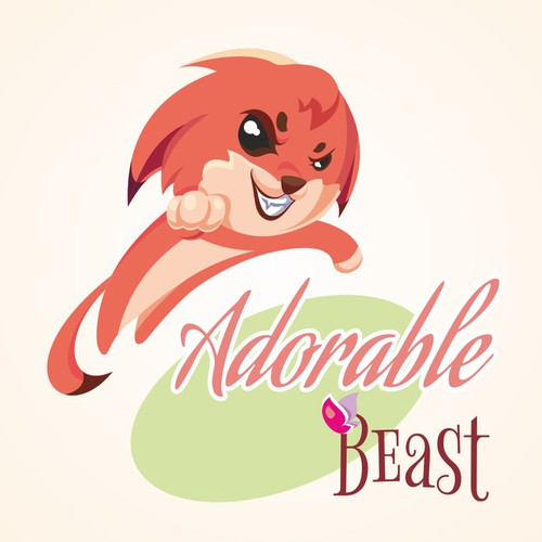logo for Adorable Beast