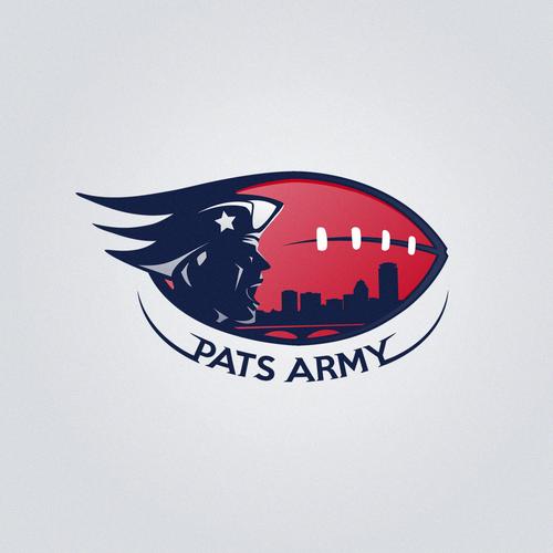 Logo for NFL team blog