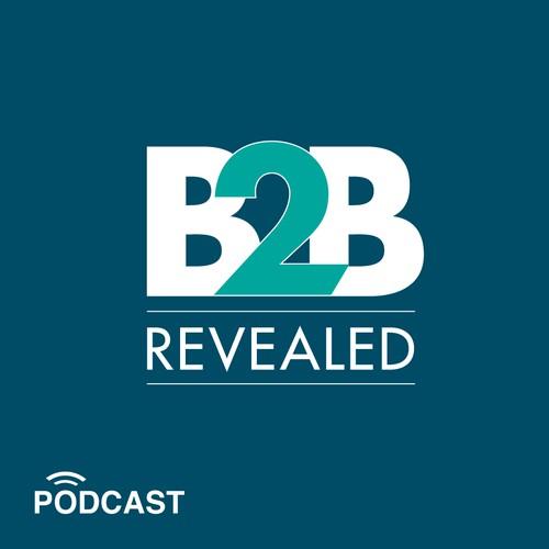 B2B Revealed Podcast logo