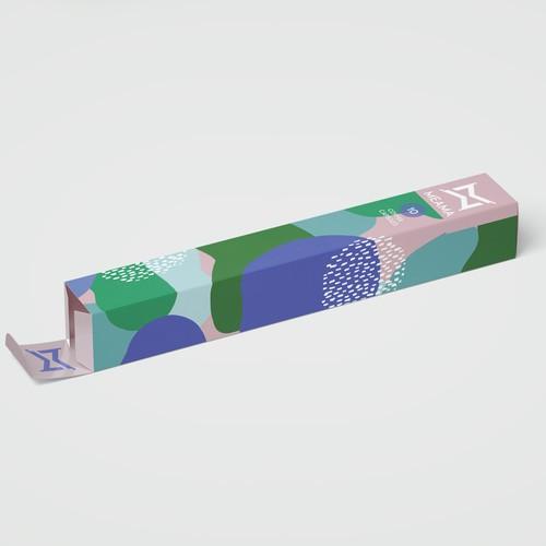 Coffee capsules packaging