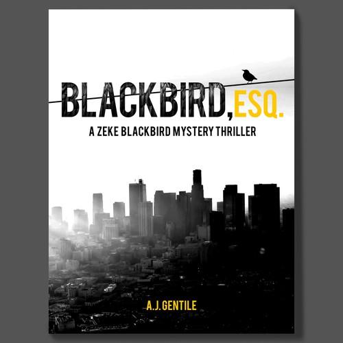 Blackbird, Esq. ebook cover