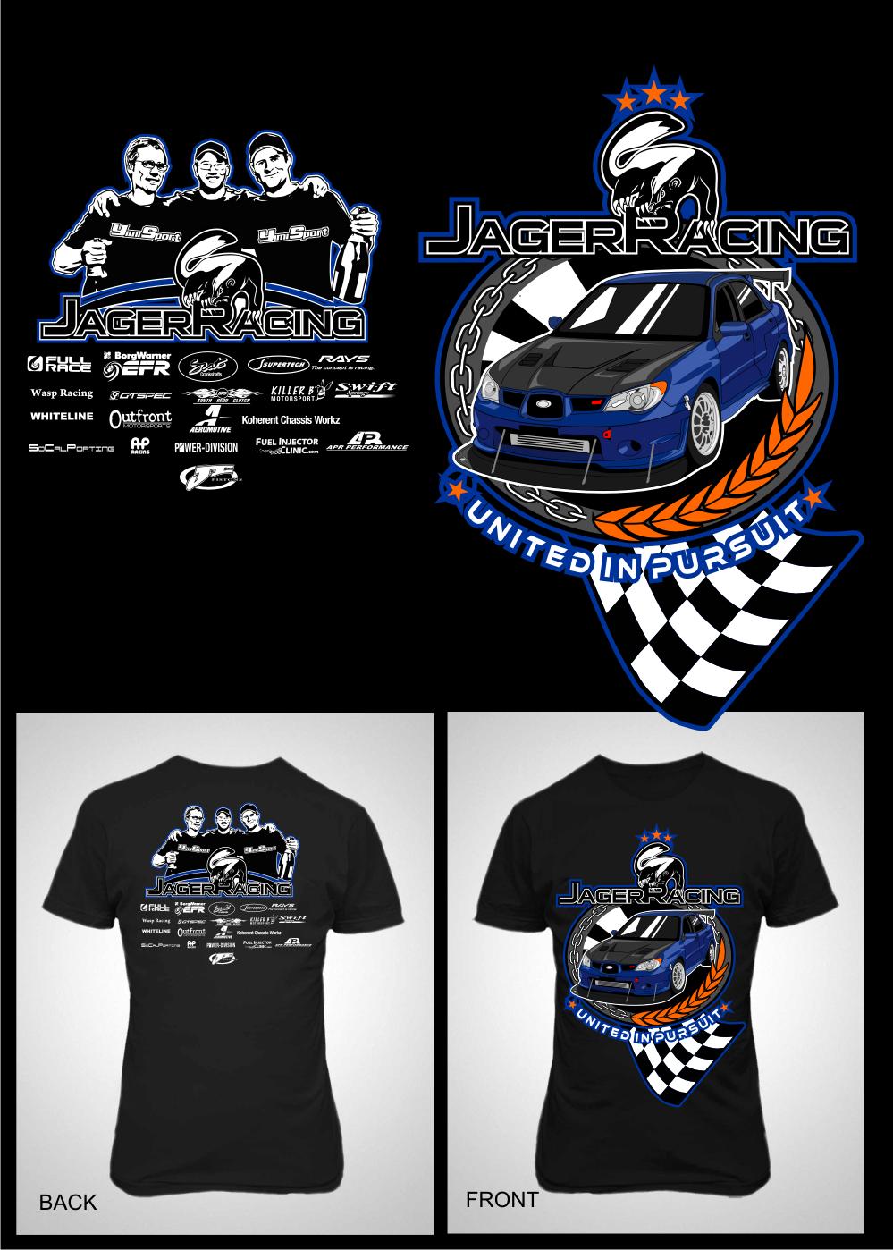 CoolDesign for Auto RacingTee Needed