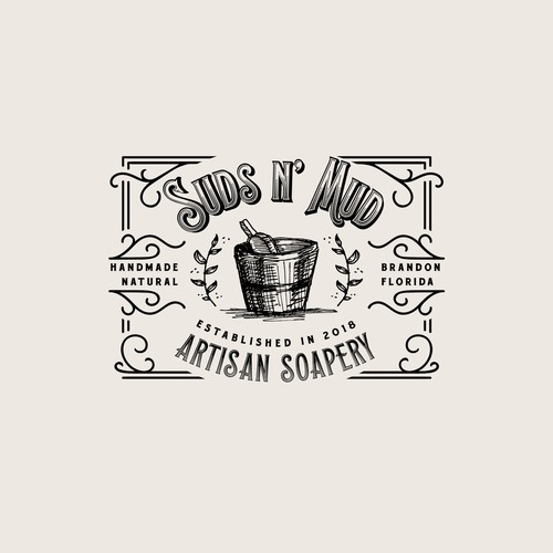 Logo for Artisan Soap Maker