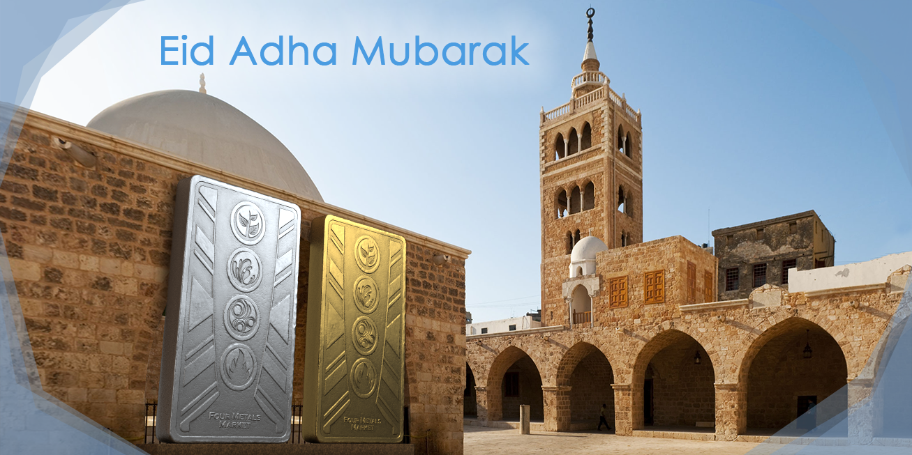 Event Greeting | Eid Adha 2016 | Social Media Banner Ad