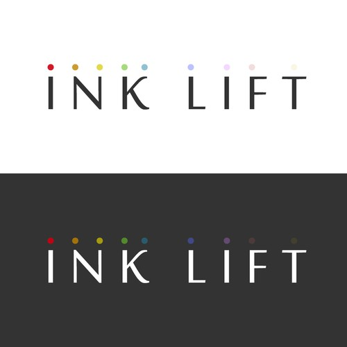 Winning design for Ink Lift