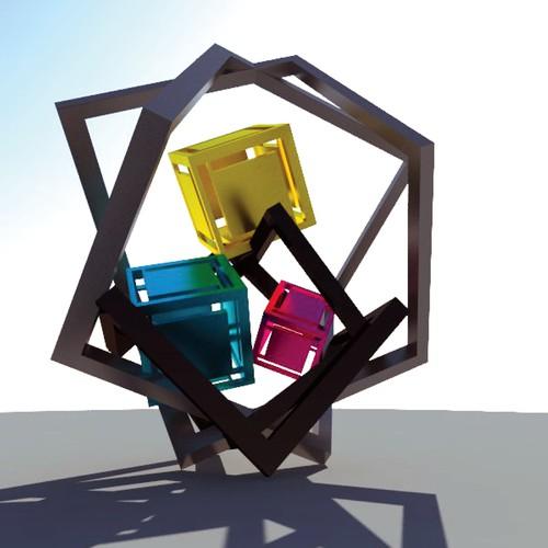 Design a Sculpture!