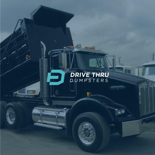 Drive Thru Dumpster