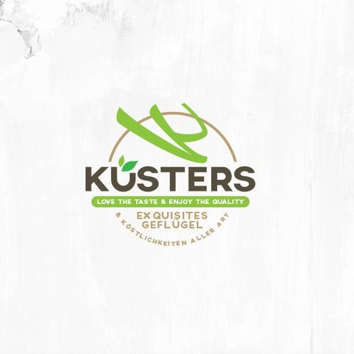 Küsters Logo Design