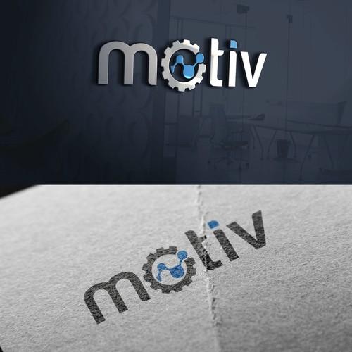 motiv logo design