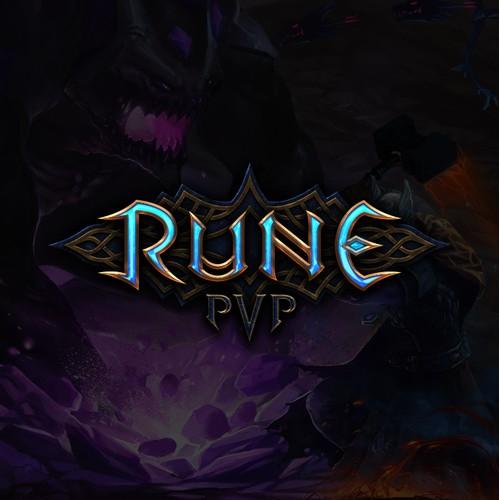 RunePVP game logo